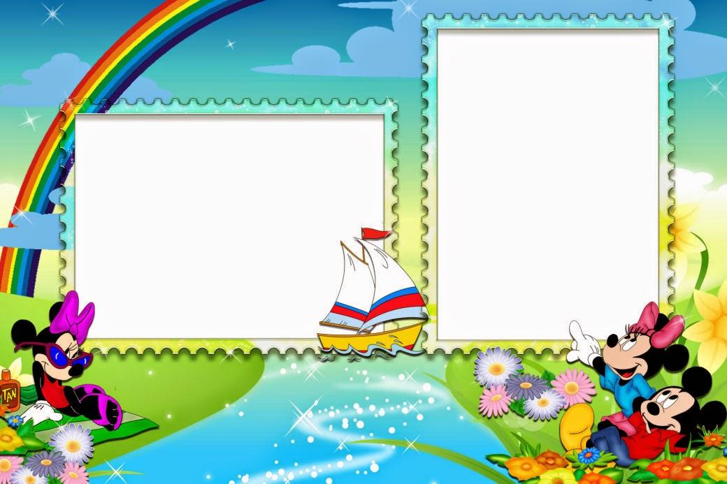 Maestra de Primaria: Marcos infantiles para fotos y marcos o bordes ...