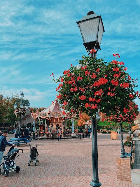 Carrousel, draaimolen Sprookjeswonderland Enkhuizen