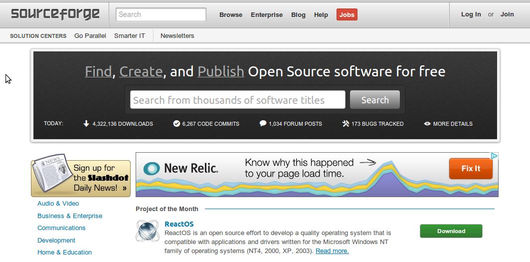 LEGAL! Puluhan Ribu Aplikasi Open Source Bermarkas di