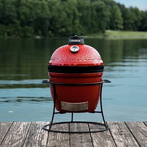 Kamado joe jr KJ13RH charcoal grill