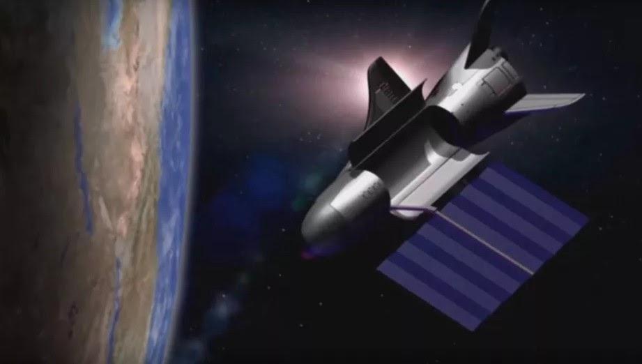 Kosmiczna energia słoneczna przechodzi kluczowy test na pokładzie tajemniczego samolotu  X-37B należącego do armii USA