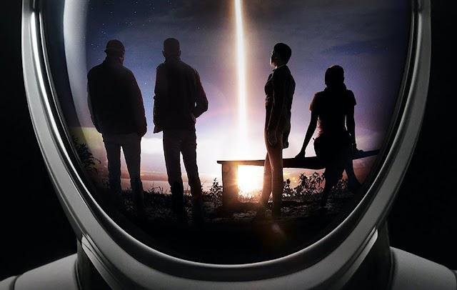 A próxima missão da SpaceX terá série documental na Netflix