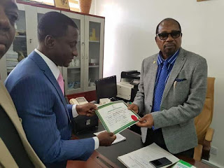 INEC issues Certificate of Return to Uche Ogah