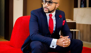 Banky W Escapes Death As Fire Guts Lekki Home (See Photos)
