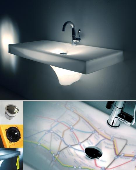 Creative Washbasins and Cool Washbasin Designs (15) 15