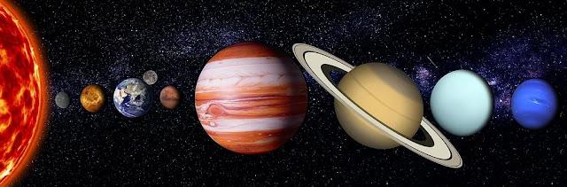 सौरमंडल सामान्य ज्ञान प्रश्न उत्तर एवं महत्वपूर्ण तथ्य