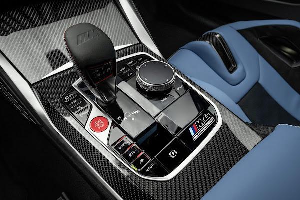 Novo BMW M4 2021