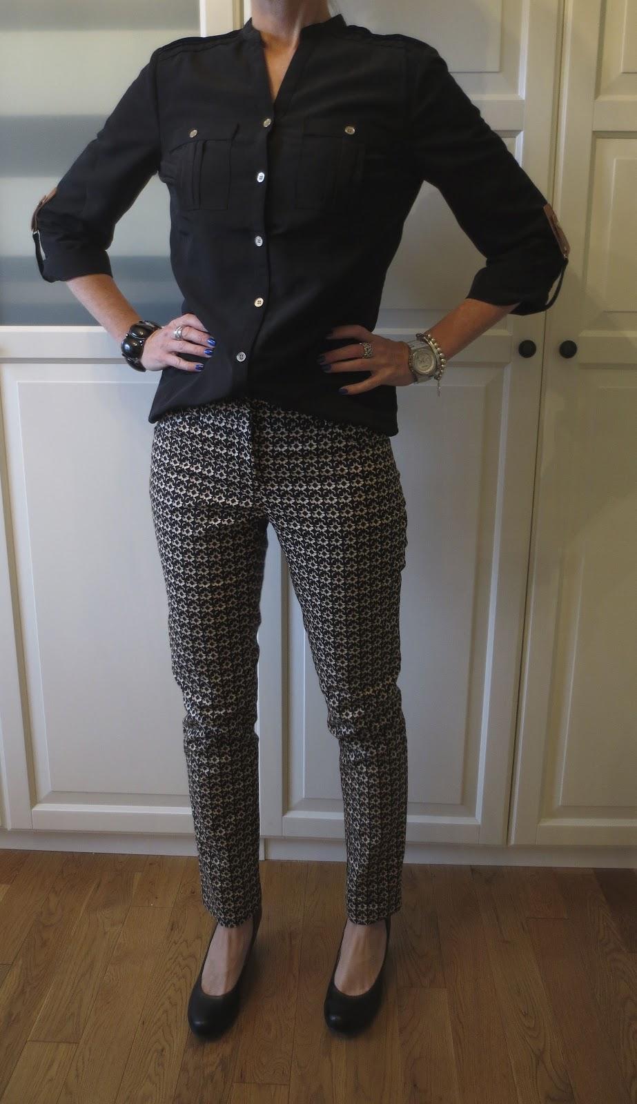 Pjm S Closet Patterned Pants