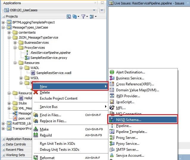 Tapan's Blog: OSB-12c : JSON Message Type