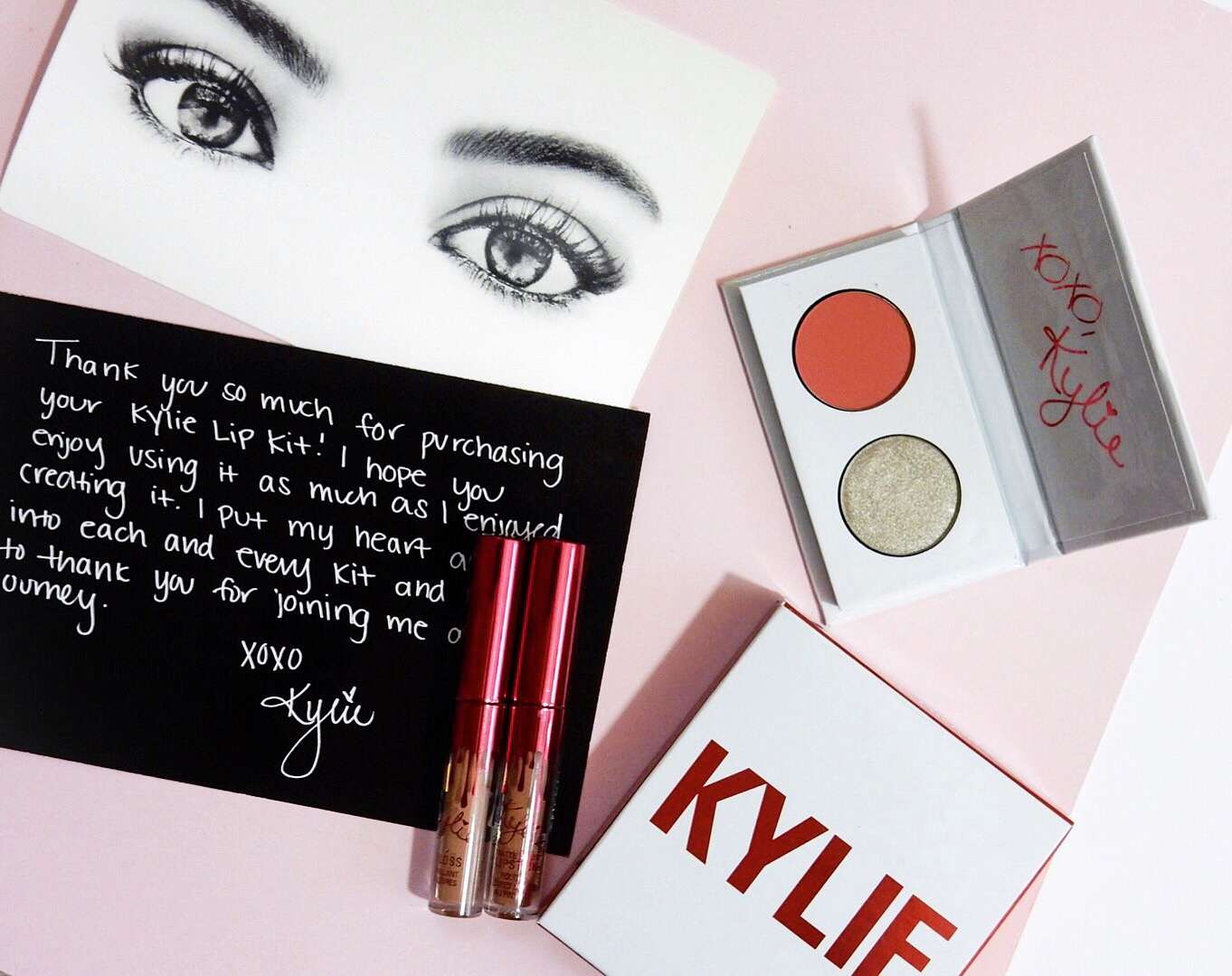 THE KYLIE JENNER VALENTINES SWEETHEART REVIEW