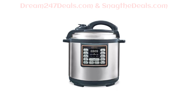 8-Qt. 10-In-1 Instant Programmable Multi-Cooker 14721, Created for Macy's  Sale $71.99