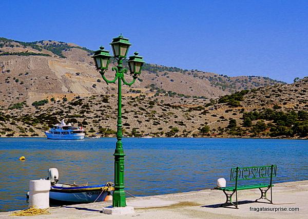 Ancoradouro de Panormiti, Grécia