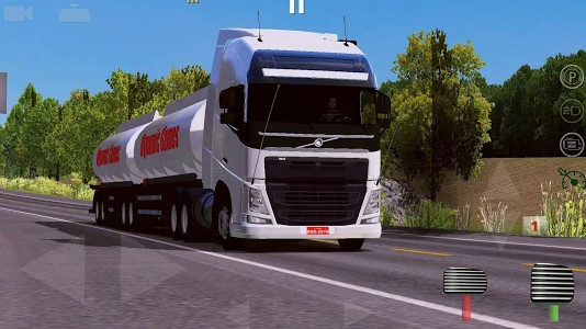 لعبة World Truck Driving Simulator