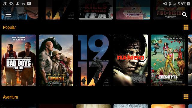 تحميل تطبيقات لمشاهدة القنوات و الافلام و المسلسلات للاندرويد 2020
