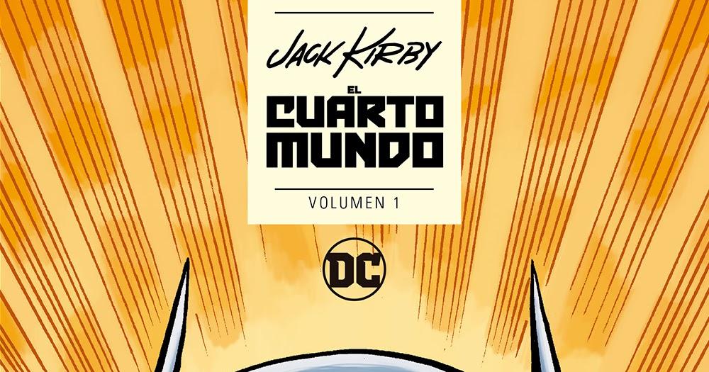Gotham news ecc publicar el cuarto mundo de jack kirby for El cuarto poder 2 0