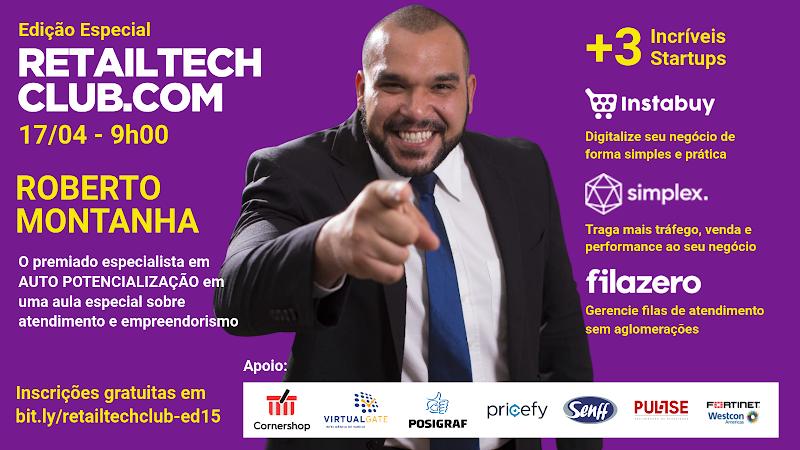 [Não perca] Evento gratuito de inovação, traz especialista em empreendedorismo e startups