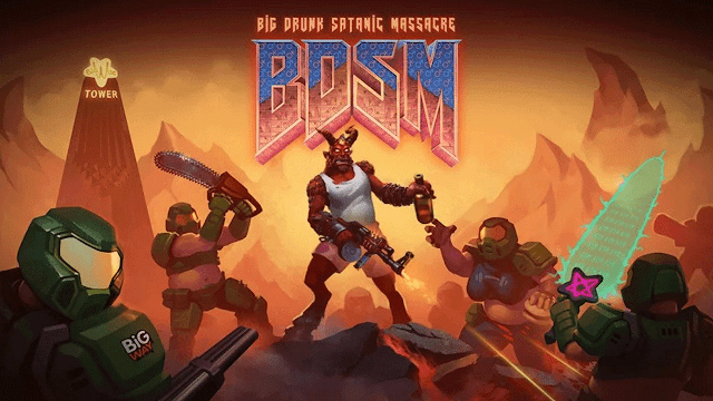 Link Tải Game BDSM: Big Drunk Satanic Massacre Miễn Phí Thành Công
