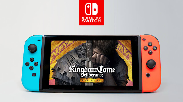 kingdom come deliverance royal edition nintendo switch leaked listing 2018 action role-playing game warhorse studios deep silver