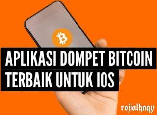 5 aplikasi dompet Bitcoin untuk iOS (iPhone dan iPad)