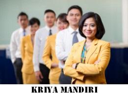Bank Mandiri Career - Kriya Mandiri