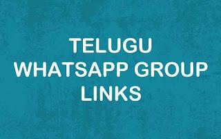Telugu WhatsApp Group Link