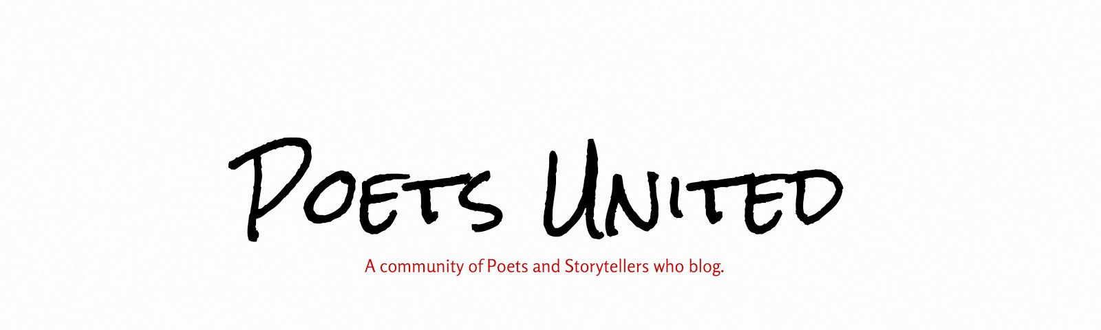 Poets and storytellers United