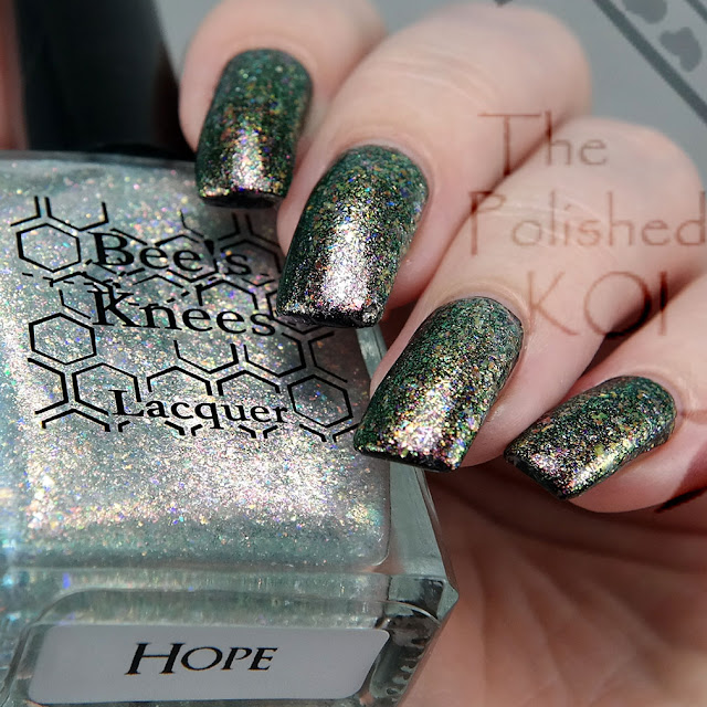 Bee's Knees Lacquer Hope