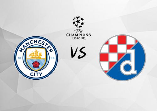 Manchester City vs Dinamo Zagreb  Resumen y Partido Completo