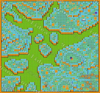 七龍珠Z2激神第十二章交龍珠地圖