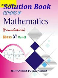 Element of Mathematics Solutions for Class 11 | Chapter-1 Sets
