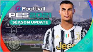 Download PES 2021 PPSSPP Android English Final Version New HD Best Graphics & Update Full Transfer