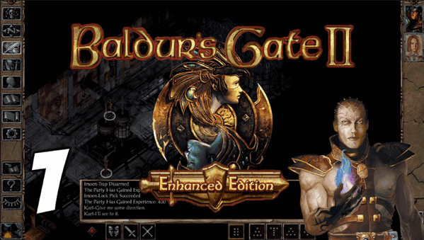 Baldur's Gate II Enhanced Ed