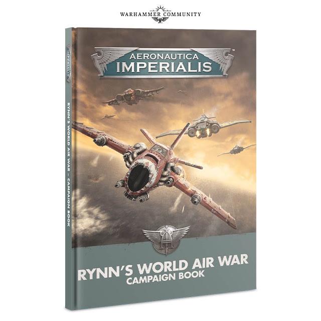 Campaña Mundo de Rynn Aeronautica Imperialis