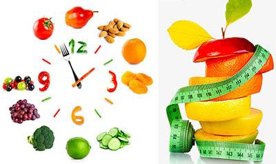 Раздельное питание на сыроедении и правила сочетаемости продуктов