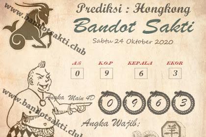 Syair Bandot Sakti Togel Hongkong Sabtu 24 Oktober 2020