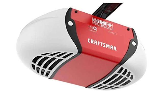 CRAFTSMAN 1/2 HP Smart Garage Door Opener