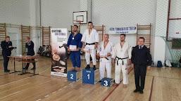 Medalii la finala campionatului național de judo- M.A.I.