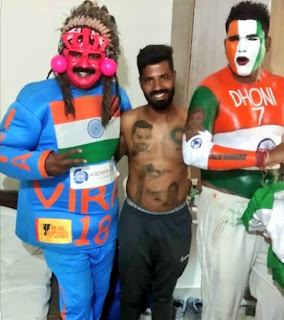 Famous superfans of cricket world joined the campaign of Theater and Film Welfare Association