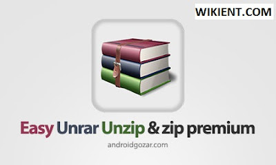 How To Extract And Unzip Files On Your Android With Easy Unrar APK