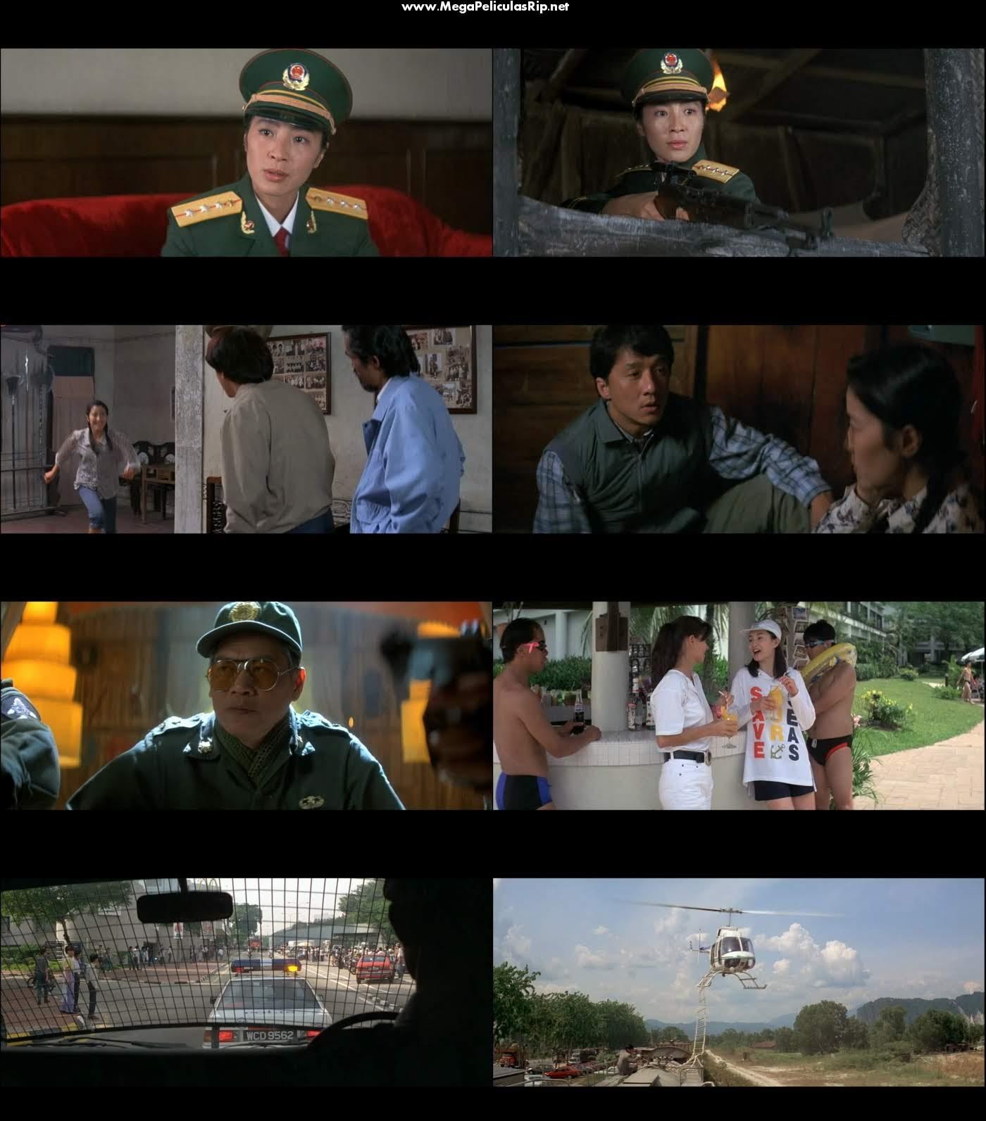 Police Story 3 1080p Latino