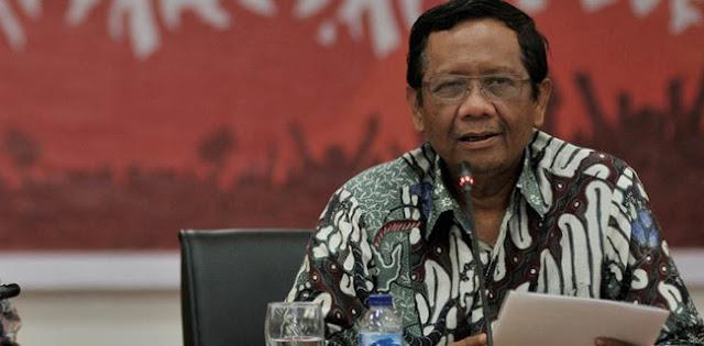 Teror Polrestabes Medan, Mahfud MD Ogah Disebut Polisi Kecolongan
