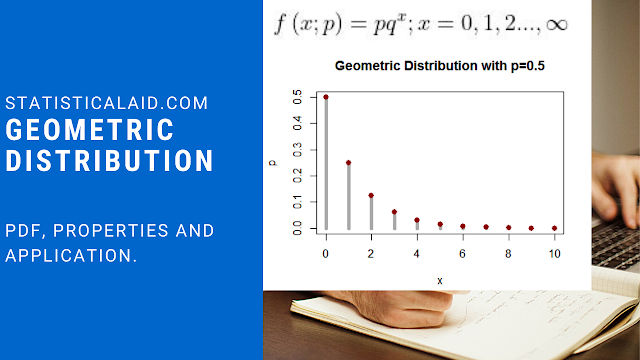Geometric Distribution: Definition, Properties and Application.