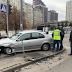 На проспекті Лобановського зіткнулися два «BMW»