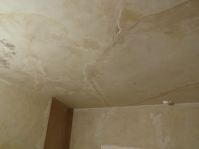 repairing ceiling cracks