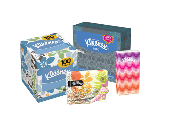 FREE IS MY LIFE: REVIEW: New Kleenex On-the-Go Packs ...