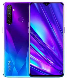 Alternative hp terbaik realme 5 pro