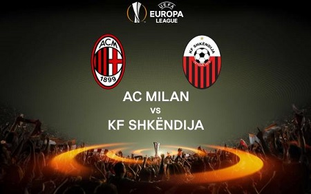Assistir Milan x Shkendija AO VIVO Grátis em HD 17/08/2017 - Liga Europa