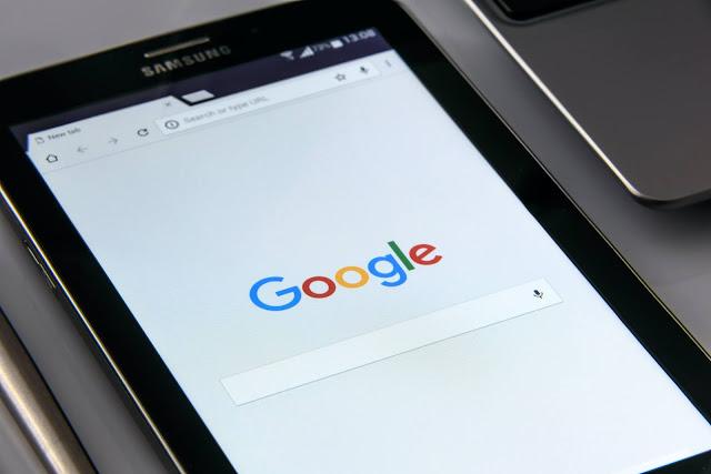 Alteração na Pesquisa do Google