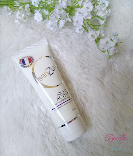 Sponsored Post  Senzues Night Active Body Lotion