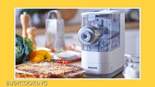 Mesin Pembuat Mie Pasta | Philips Noodle Maker HR 2332